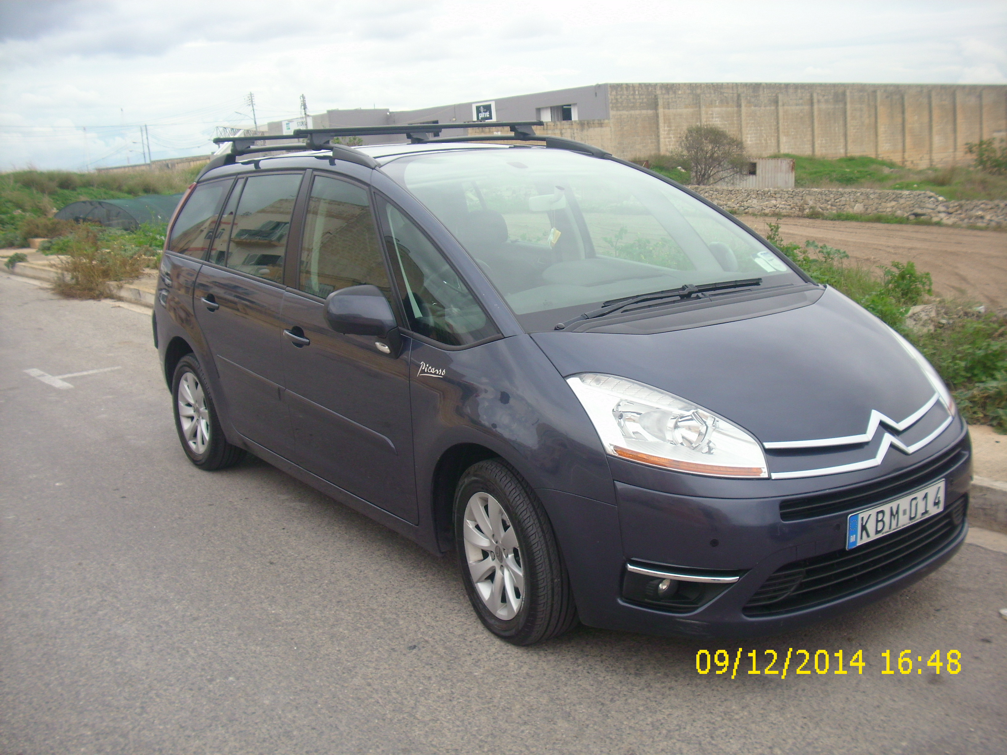 Citroen C4 Grand Picasso Sold