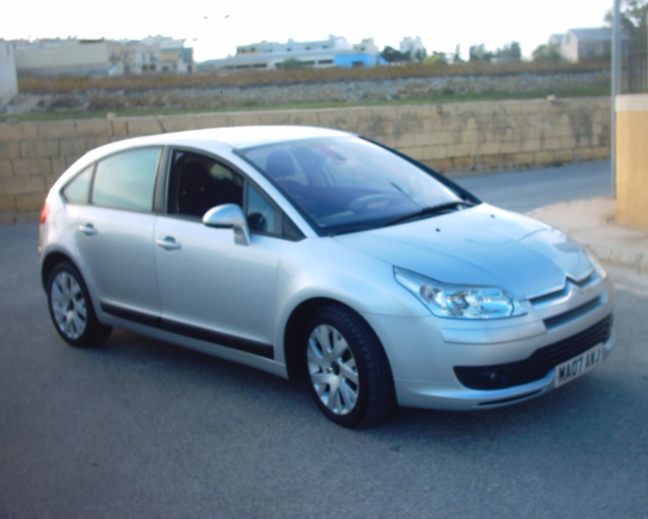 Citroen C4 Auto Diesel