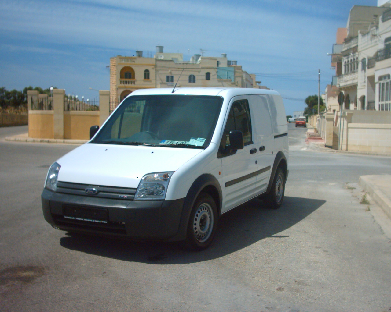 2007 Ford Transit 1.8 D Connect SOLD