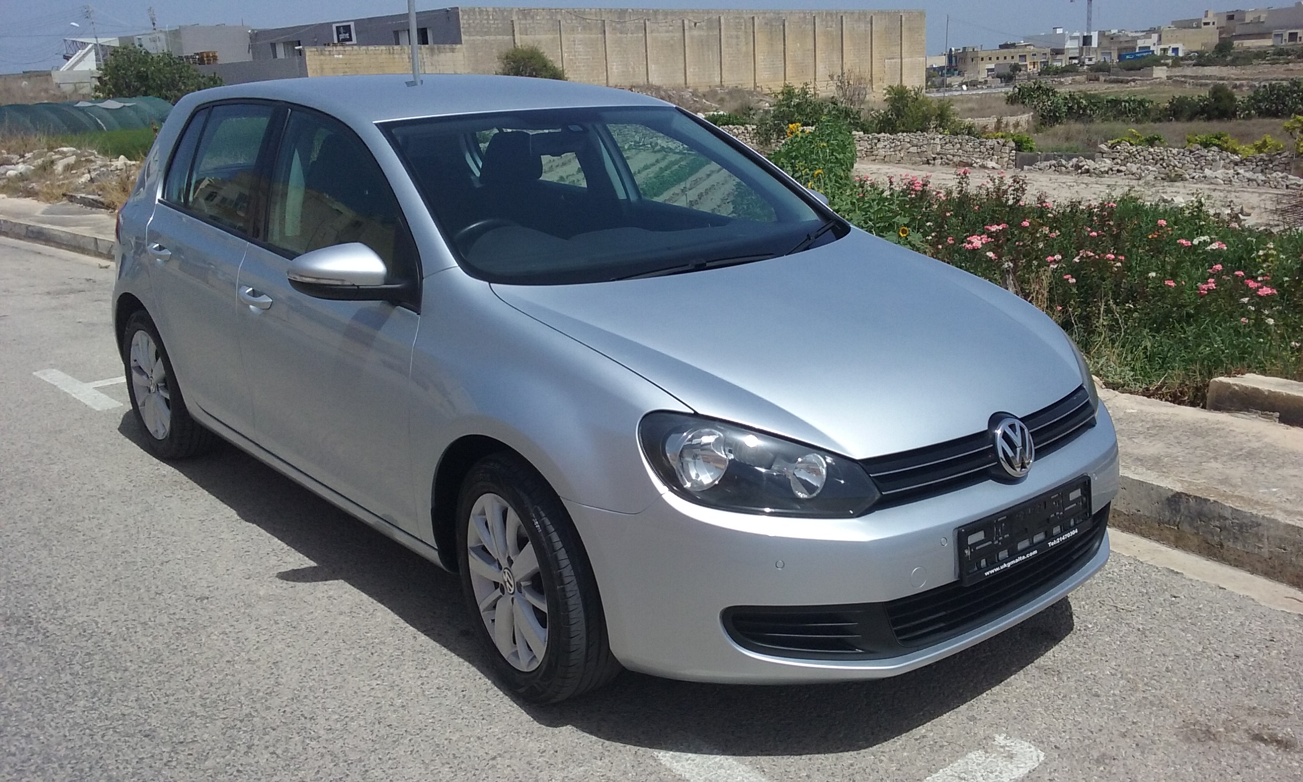 Vo;kswagen Golf 2011 MK 6 SOLD
