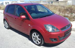 Ford Fiesta SOLD