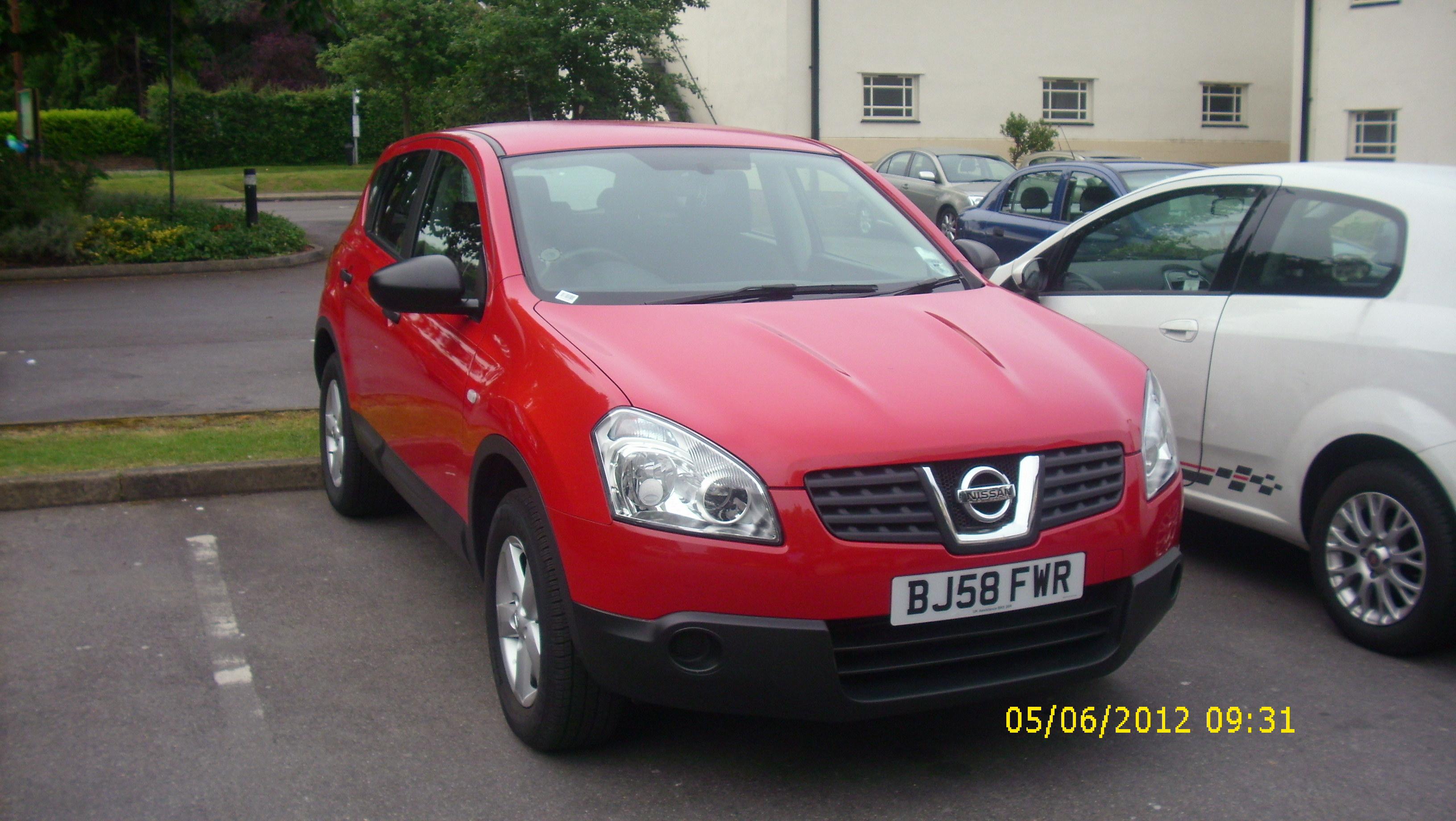 2008 Nissan Qashqai 1.5 DCi SOLD