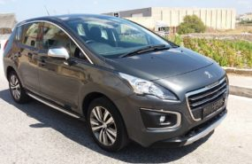 Peugeot 3008 New shape  SOLD