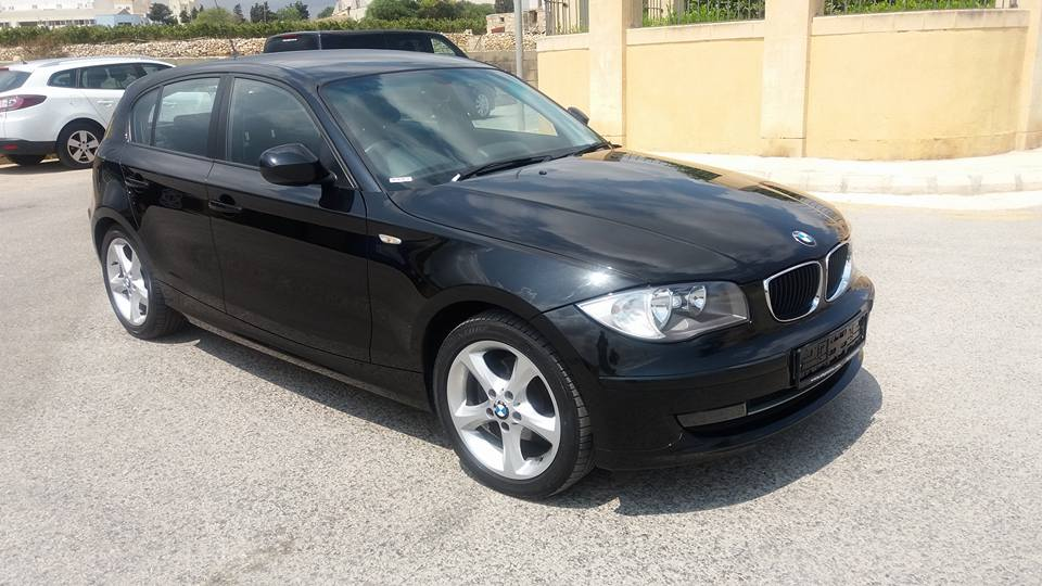 BMW 118D Sport   SOLD