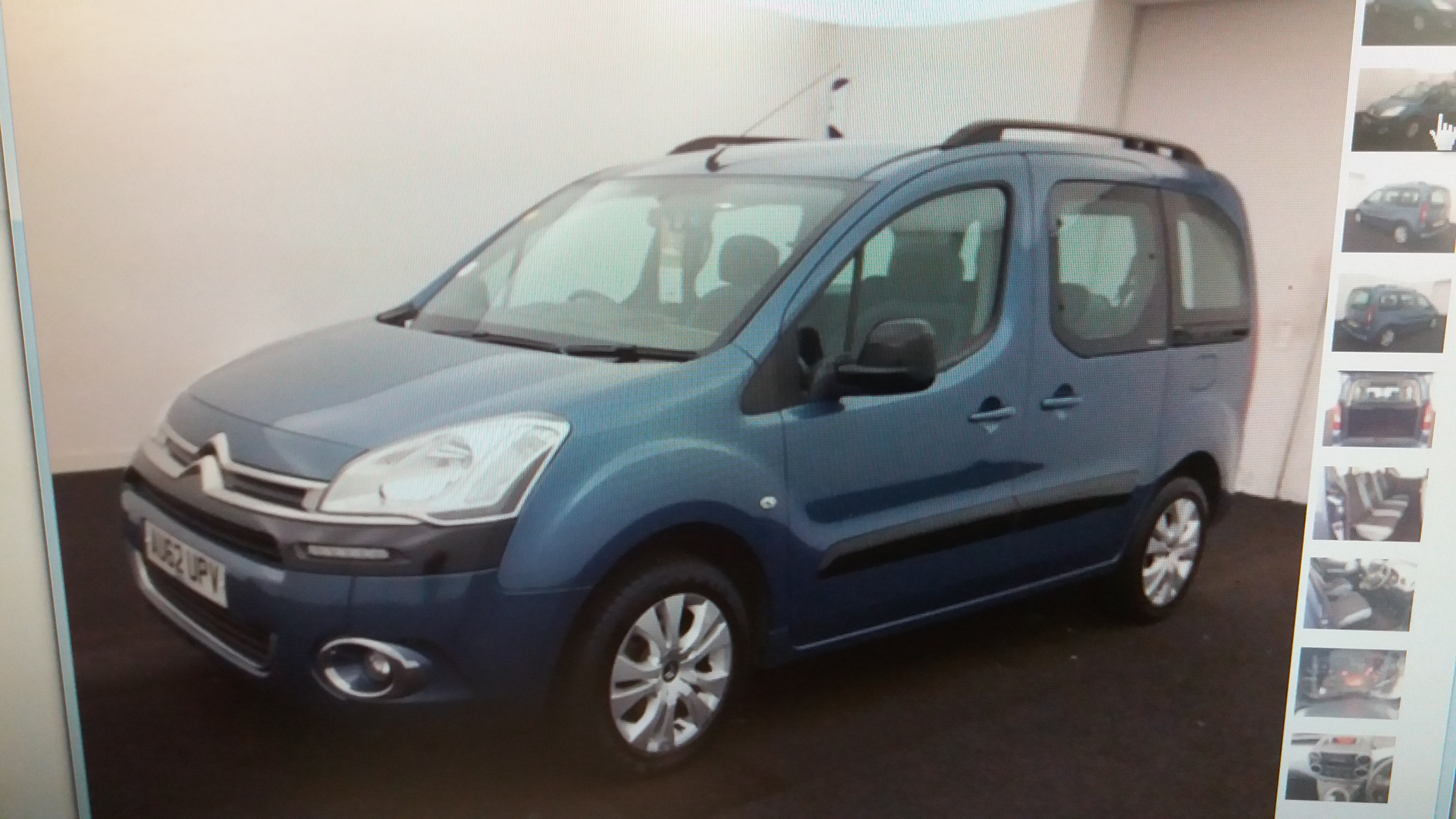 Citroen Berlingo 2012 SOLD
