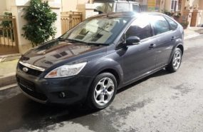 Ford Focus Sports Model SOLD