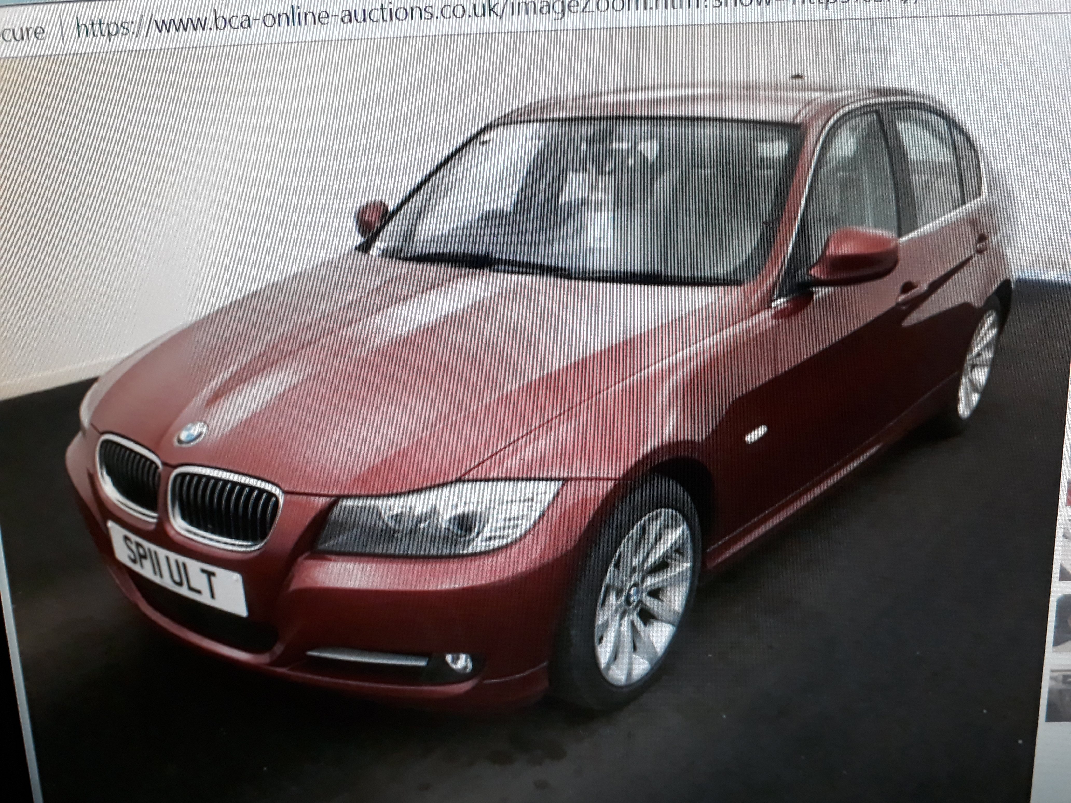 BMW 3 Series Exclusive SOLD