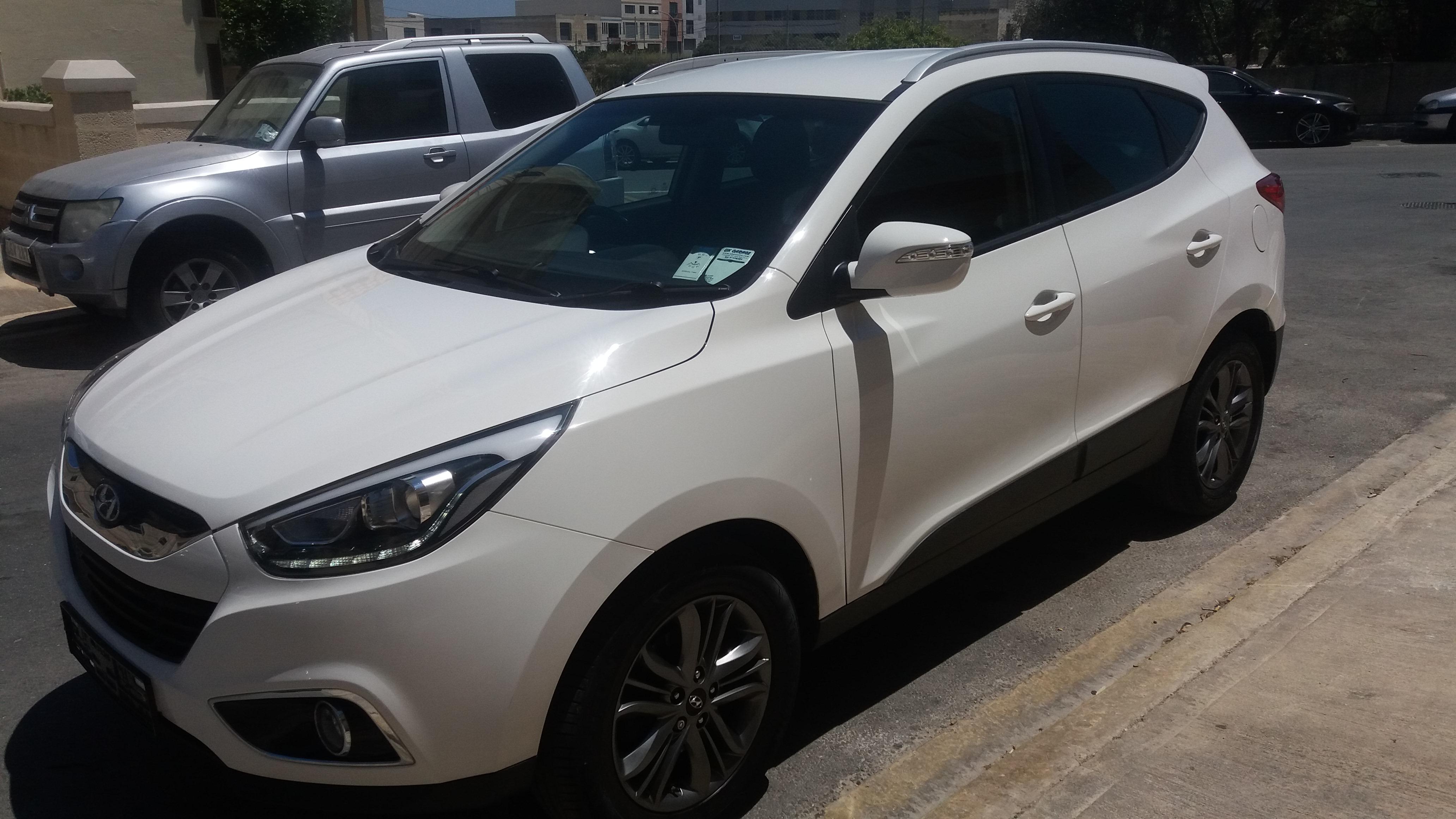 Hyundai IX35 SE Nav CRDI SOLD