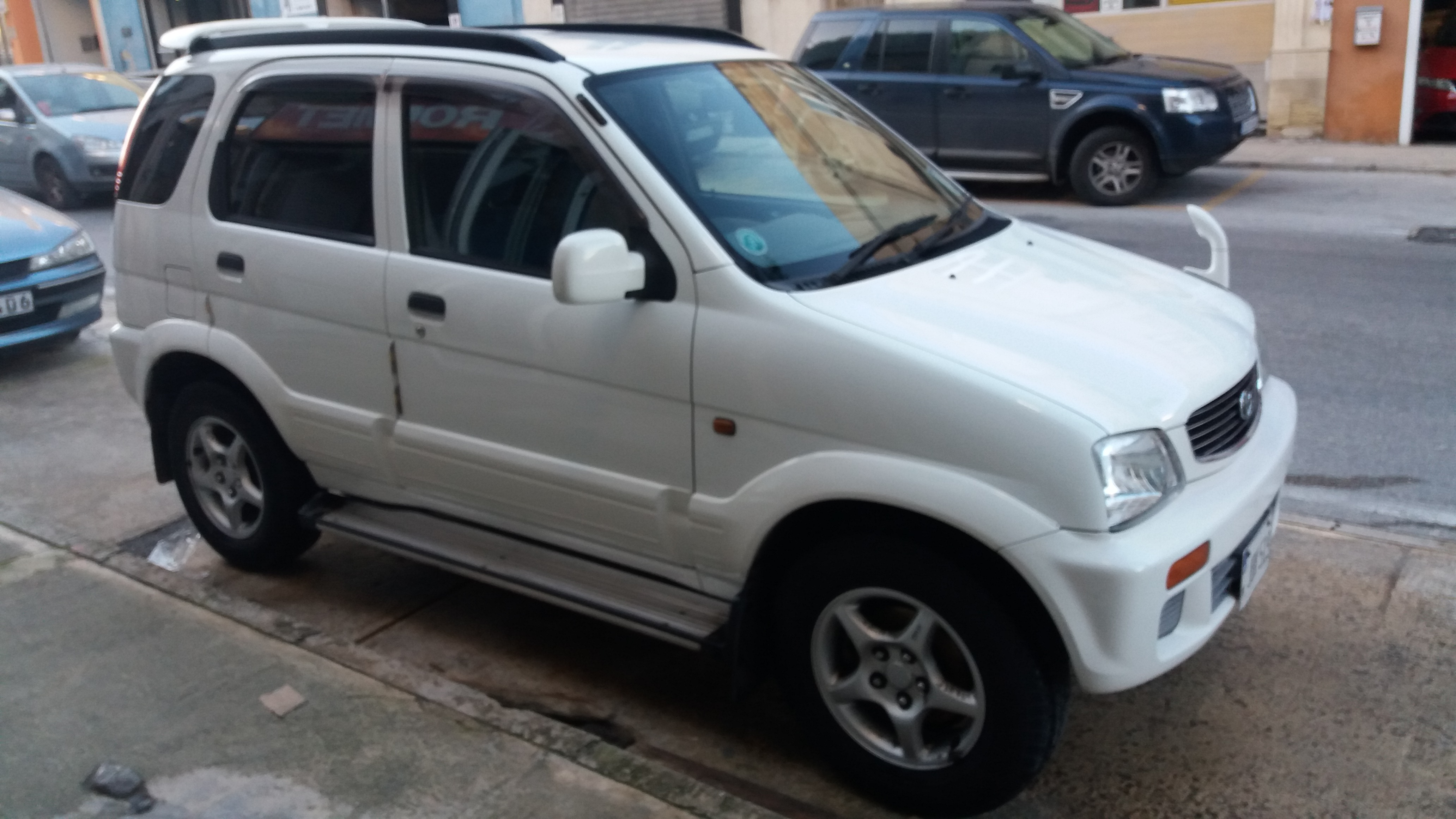 Toyota Cami SOLD