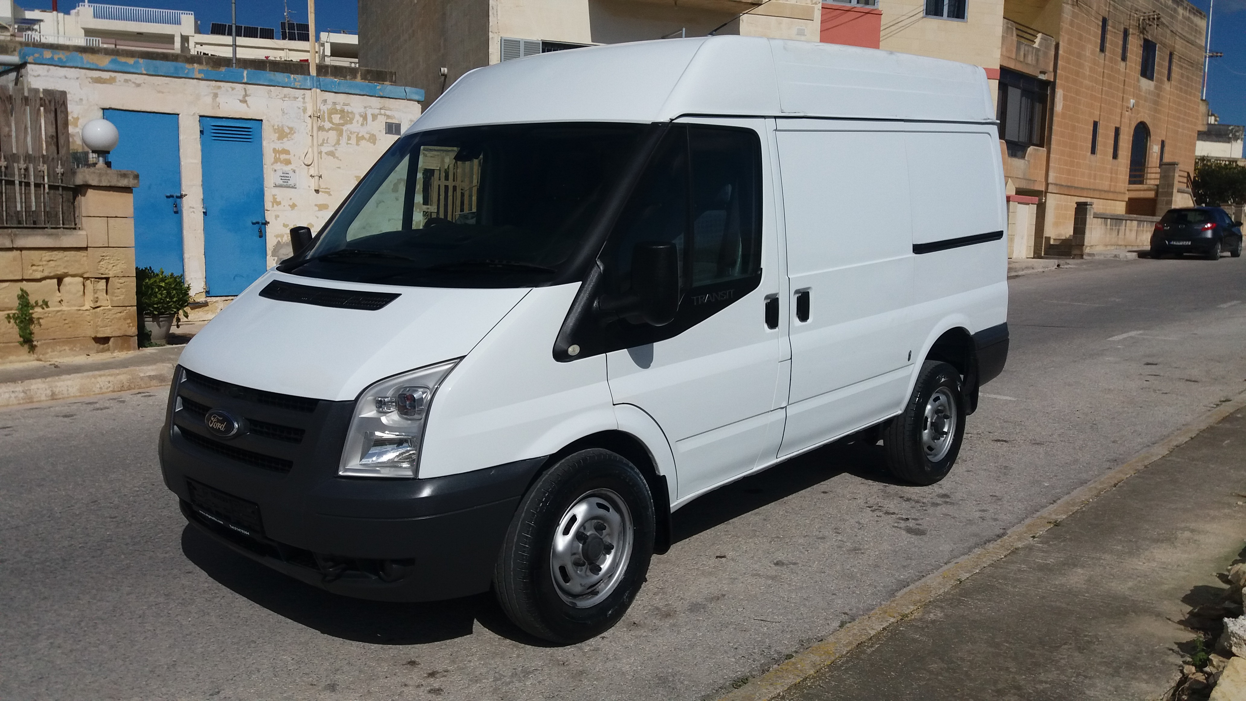 Ford Transit with Air Condition SOLD
