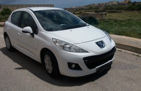 Peugeot 207 Ta Malta