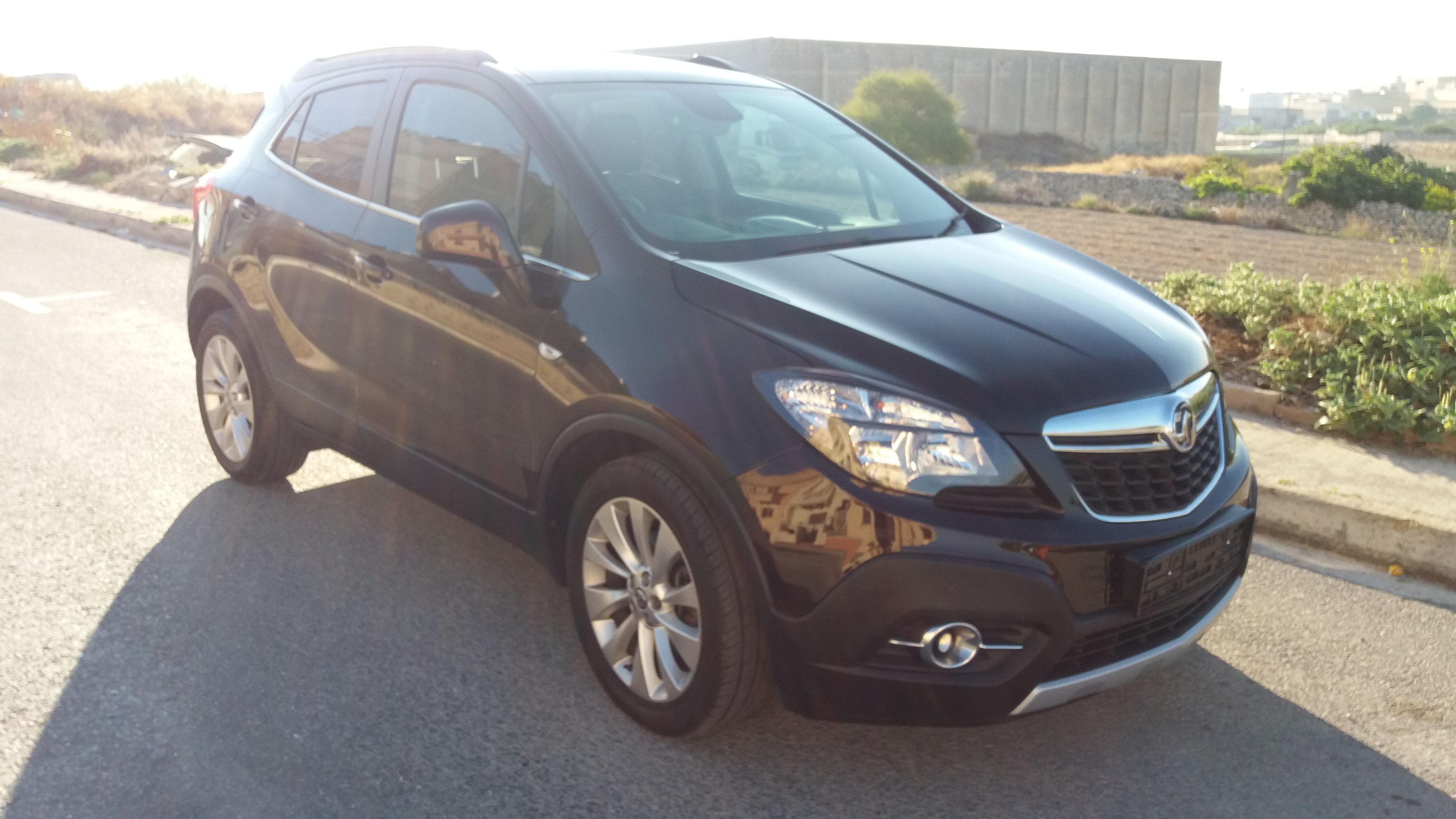 Vauxhall Mokka Brown SOLD