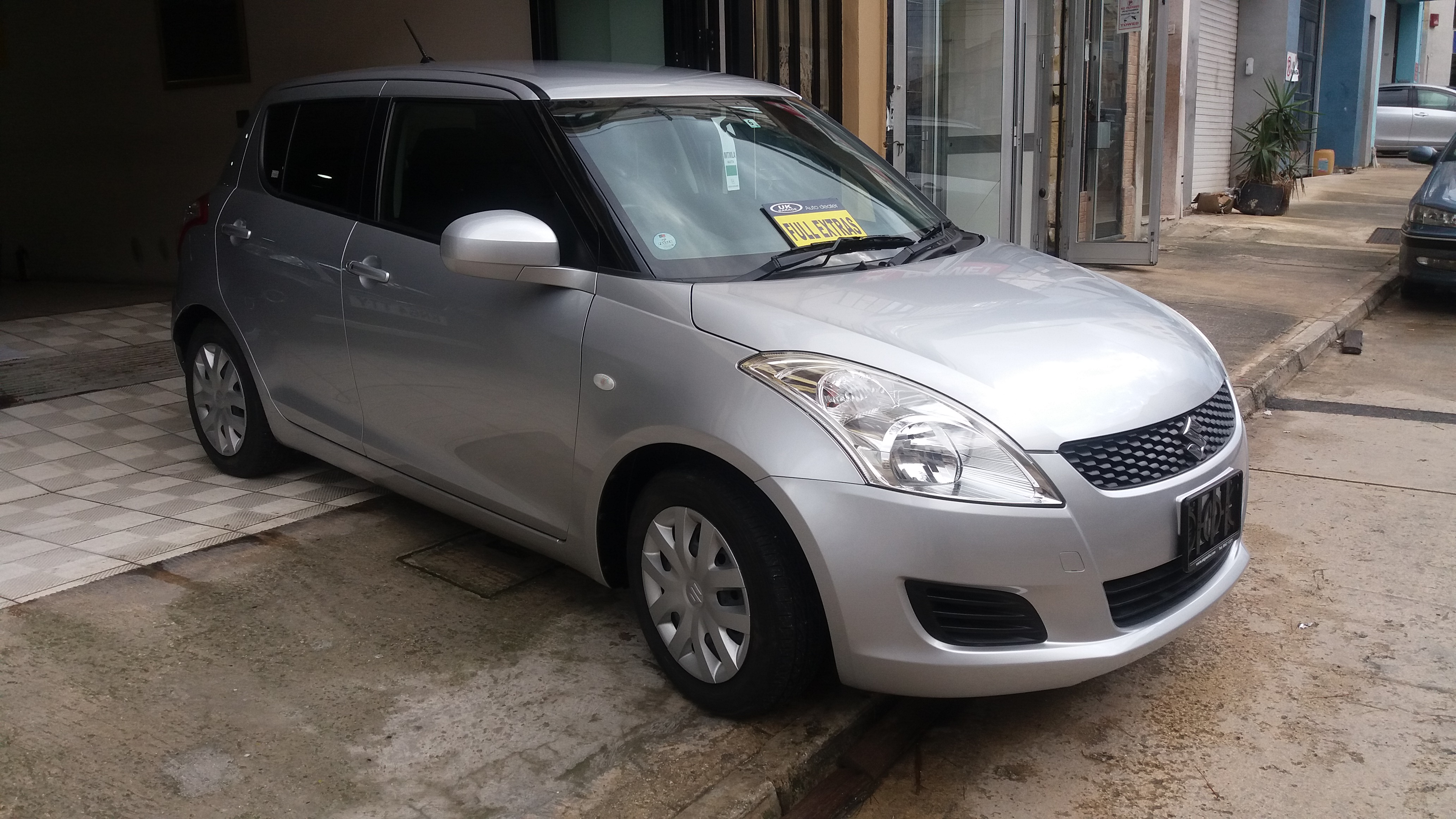 Suzuki Swift SOLD