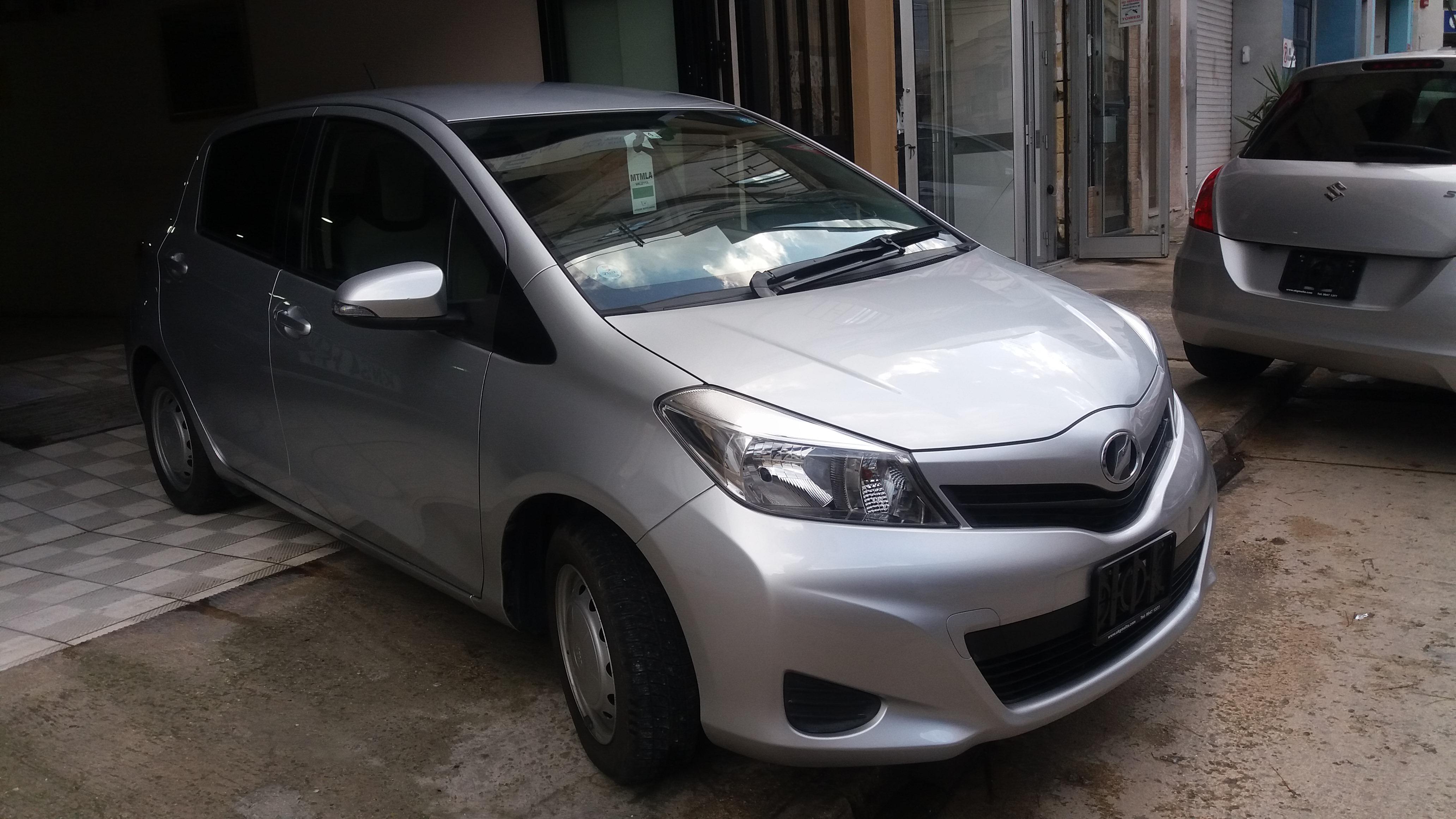 Toyota Vits