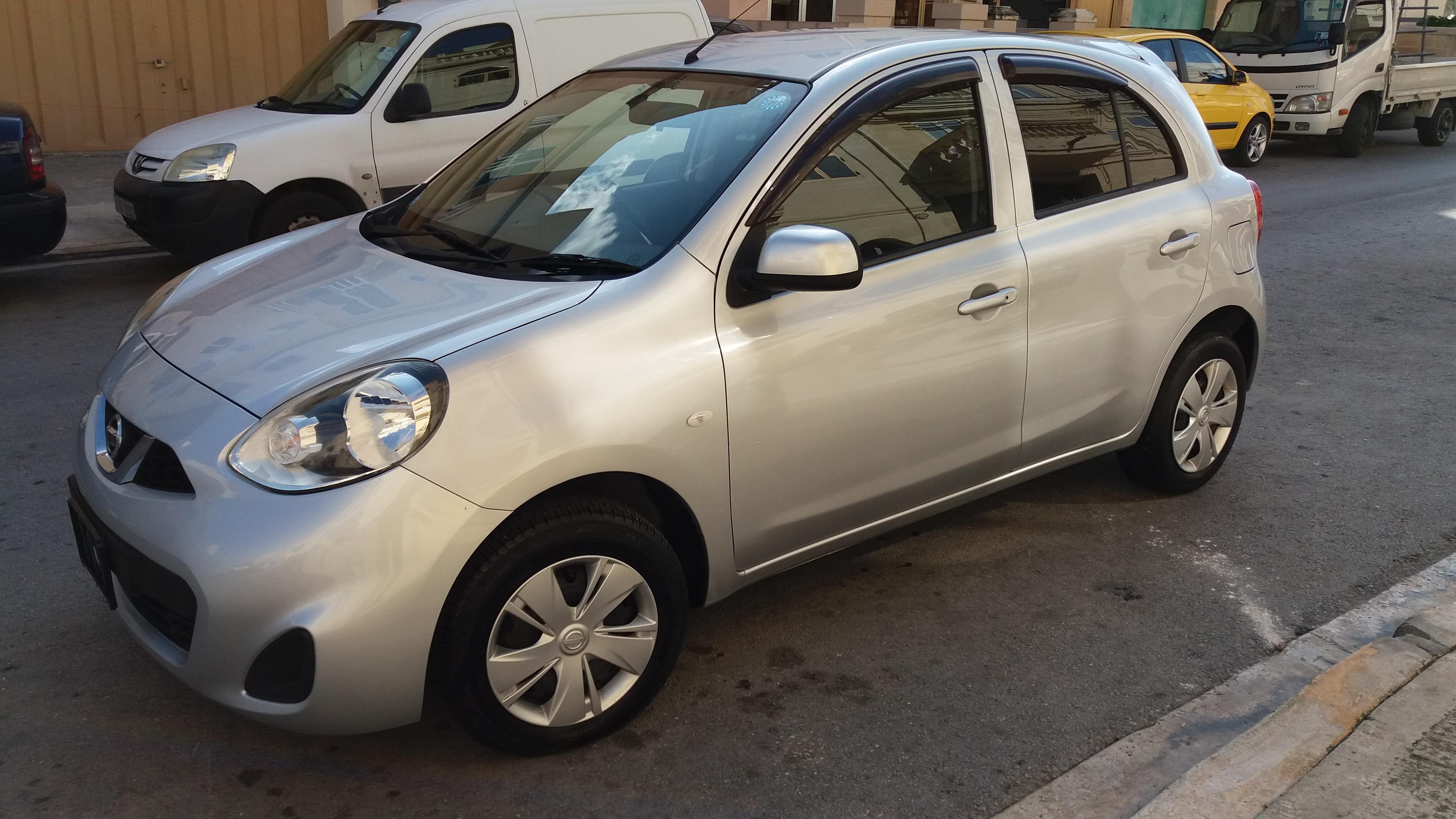Nissan Marc