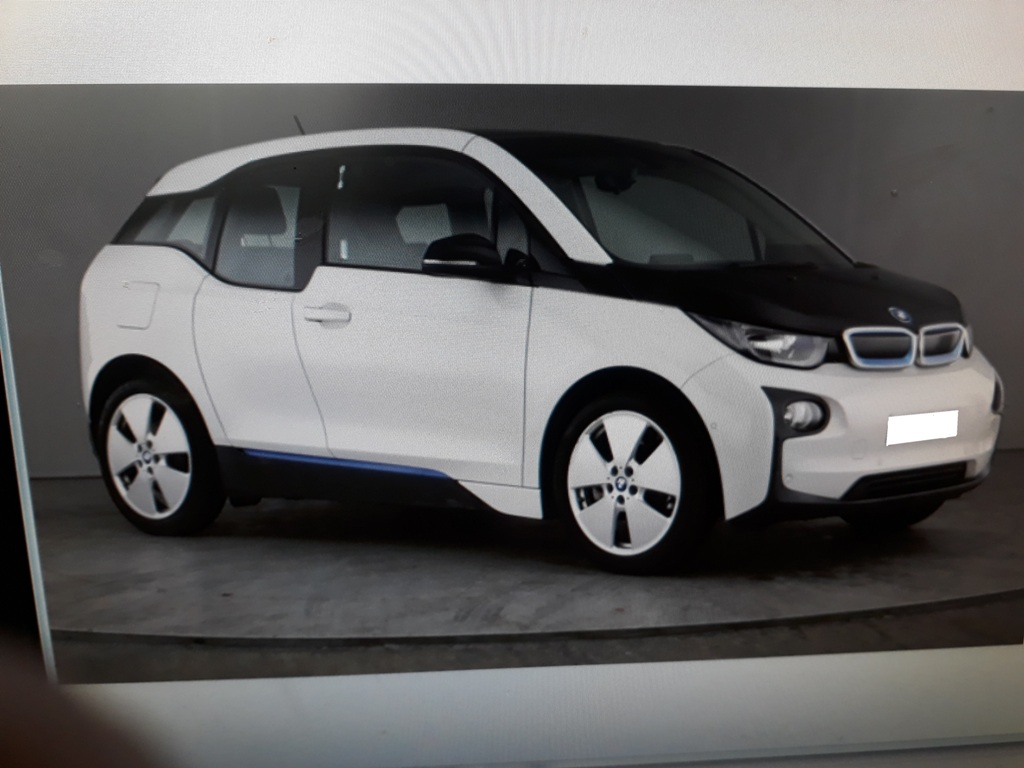 BMW I 3 Electric SOLD