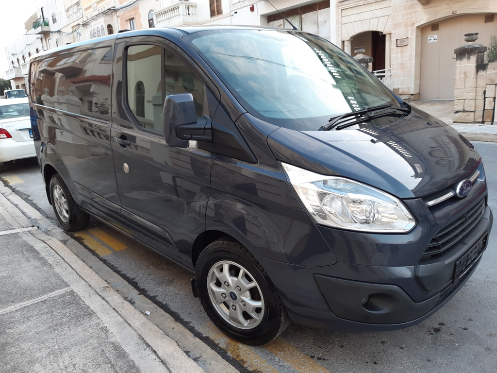 Ford Transit Customs SOLD