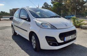 Peugeot 107 petrol 998cc Ta, Malta FuLL Extas,