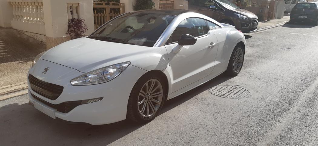 Peugeot RCZ Sports HDI Coupe